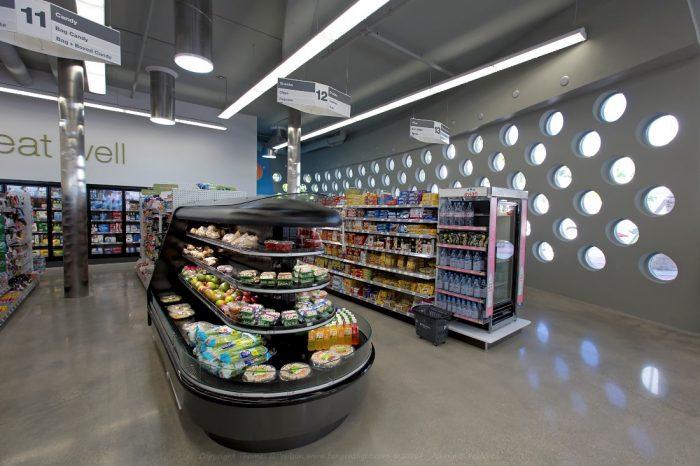 Svetlovody Komercne Priestory Potraviny Presvetlenie Obchodu Dennym Svetlom