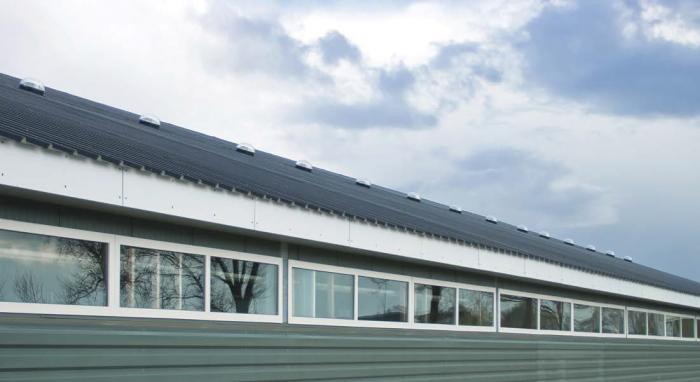 Svetlovody Solatube Farma Polnohospodarstvo
